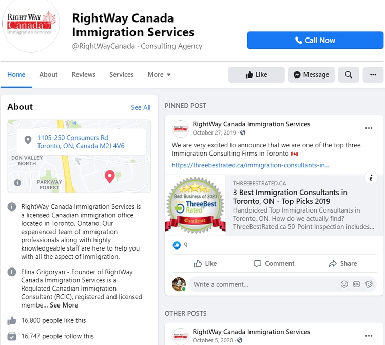 Right Way Canada Review